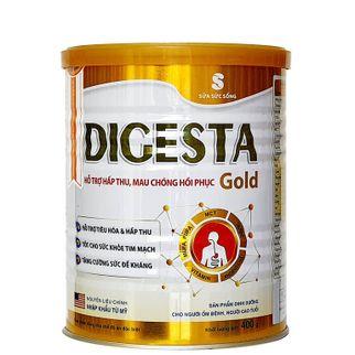 Digesta- Sữa dinh dưỡng cho người hấp thu kém