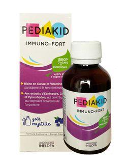 Pediakid Immuno - Fortifiant 125ml chính hãng của Pháp