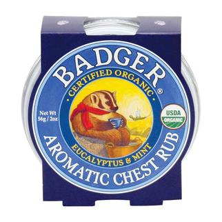 Sáp bôi ấm ngực hữu cơ Badger dùng cho mọi đối tượng