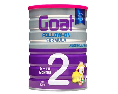 Sữa dê Hoàng Gia Úc Royal Ausnz Goat 2 cho bé 6 - 12 tháng