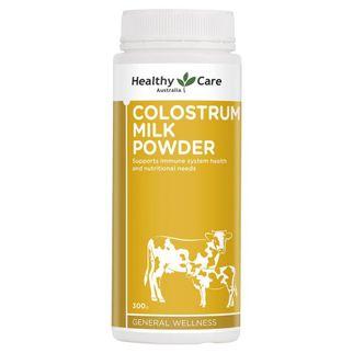 Sữa Non Healthy Care - Colostrum Milk Powder