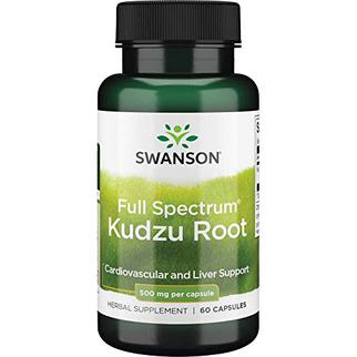 Viên hỗ trợ cai rượu Kudzu Root Swanson của Mỹ