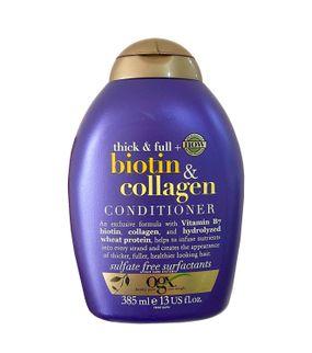 Dầu xả mượt tóc Biotin & Collagen OGX của Mỹ