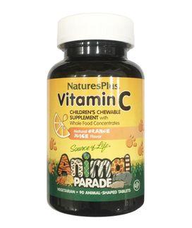Viên ngậm vitamin C Animal Parade Vitamin C