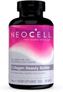 Viên uống Neocell Collagen Beauty Builder 150 viên của Mỹ