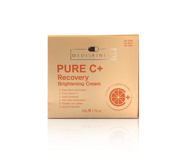 Kem dưỡng trắng da MediskinbyC Pure C+ Recovery Cream
