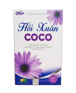 Hồi Xuân COCO - Viên hỗ trợ tăng cường sinh lý ở nữ