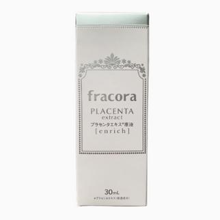 Serum nhau thai Fracora White'st Enrich hỗ trợ dưỡng trắng da