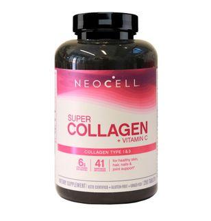 Super Collagen Neocell +C 6000 mg làm đẹp da