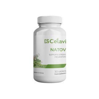 Viên uống DS C'elavi NATOV hỗ trợ tim mạch