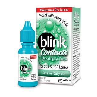 Nước nhỏ mắt Blink Contacts của Mỹ