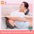 Gối massage nhiệt Xiaomi LF-YK006 dùng pin tiện lợi