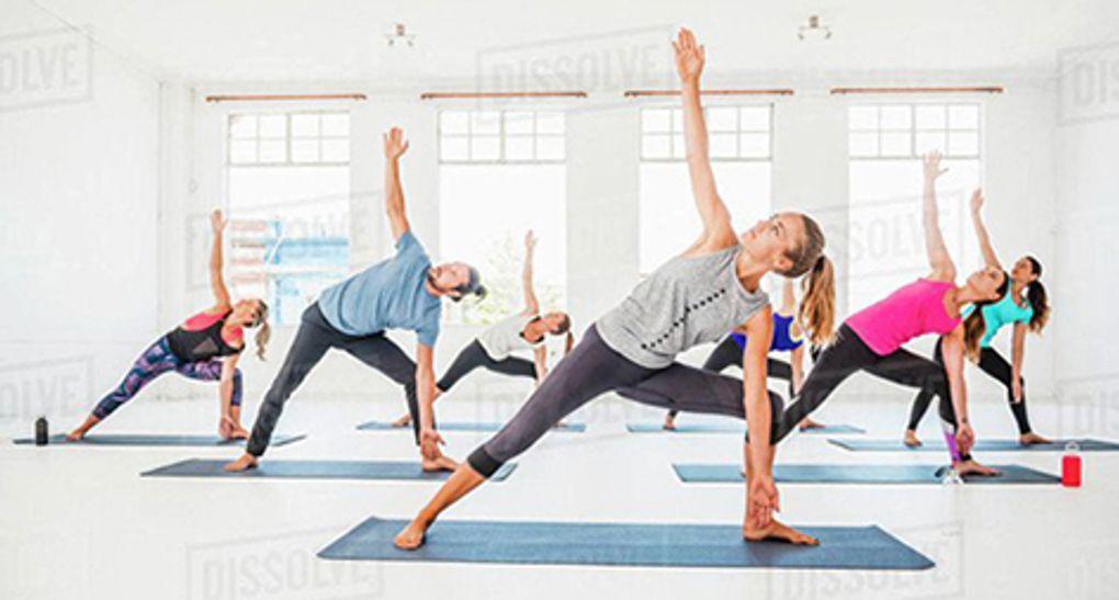 Yoga / Thể hình