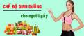 Top 5 phương pháp tăng cân NHANH - AN TOÀN cho nữ tại Nhà