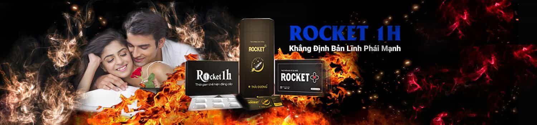 Rocket 1H tăng cường sinh lý nam