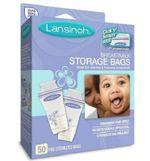 Túi trữ sữa Lasinoh (hộp 50 túi)