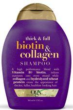 Dầu Gội Biotin & Collagen OGX chính hãng Mỹ