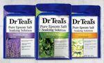 Muối Epsom Dr Teal giảm căng thẳng, mệt mỏi của Mỹ 1,36kg