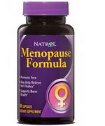 Natrol menopause formula tăng cường sinh lý cho phụ nữ mãn kinh