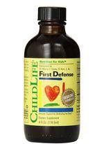 Vitamin ChildLife First Defense cho bé từ 6 tháng tuổi