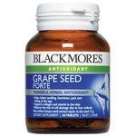 Blackmores Grape Seed Forte ngăn ngừa lão hoá