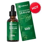 Serum dưỡng trắng da cho nam Menly Whitening Serum