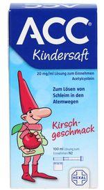 Siro ho long đờm ACC Kindersaft của Đức
