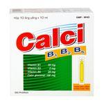 Dung dịch bổ sung Vitamin & Calci cho cơ thể Calci B1 B2 B6