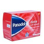 Thuốc hạ sốt Panadol Extra Optizorb- Giảm nhanh các cơn đau