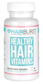 Viên Uống Hỗ Trợ Mọc Tóc Hairburst Chính Hãng Của Anh