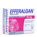 Efferalgan 80mg dạng bột sủi