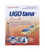 Băng dính cá nhân y tế Ugo Tana Durable