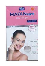 Miếng dán mụn Mayan care Ultra Thin Spot hồng