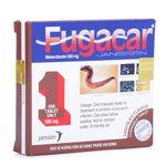 Thuốc điều trị nhiễm giun Fugacar hương socola (1 viên/ hộp)