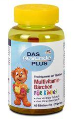 Kẹo gấu Das Gesunde Plus bổ sung vitamin tổng hợp cho bé