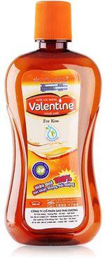 Nước súc miệng Valentine Sao Thái Dương cho người lớn