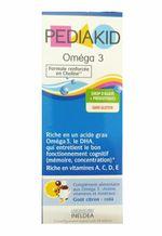 Pediakid Omega 3 và DHA cho bé từ 6 tháng của Pháp