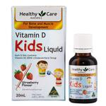 Vitamin D dạng nước cho trẻ Healthy Care Kids Liquid 20ml