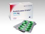 Thuốc điều trị viêm phế quản Acetylcystein (1vỉ)- Từ Đức