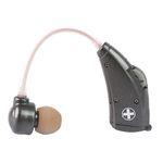 Máy trợ thính siêu nhỏ vành tai Mimitakara DP-6B7 (Đen)