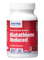 Jarrow Glutathione 500mg - Viên uống hỗ trợ trắng da của Mỹ