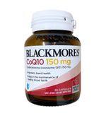 Viên uống CoQ10 Blackmores 150mg của Úc hộp 30 viên