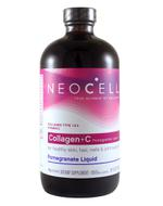 Collagen Neocell + C dạng nước uống Pomegranate 4000mg 16oz 473ml