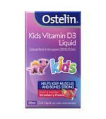 Vitamin D Ostelin dạng nước 20ml cho bé 6 tháng - 12 tuổi