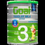 Sữa dê Hoàng Gia Úc Royal Ausnz Goat số 3 cho bé 1 - 3 tuổi