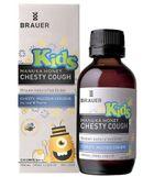Brauer Kids Chesty Cough Siro Hỗ Trợ Cải Thiện Ho Cho Bé Trên 2 Tuổi