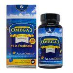 Dầu cá tươi Alask Omega 3 Fish Oil Vita Signature 500mg