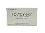 Polygynax - Thuốc điều trị nhiễm trùng âm đạo vào cổ tử cung