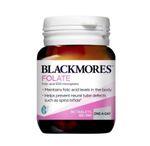Blackmores Folate – Viên uống bổ sung axit folic cho bà bầu