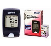 Máy đo đường huyết Omron